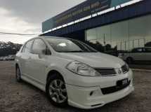 2007 NISSAN LATIO 1.6L ST (A)