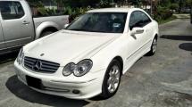2002 MERCEDES-BENZ CLK 240 (A)