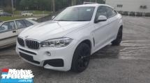 2015 BMW X6 3.0 xDrive 40d UNRE 1 YEAR WARRANTY