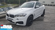 2015 BMW X6 3.0 xDrive 40d UNRE 1 YEAR WARRANTY