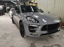 2015 PORSCHE MACAN 3.0 S / FULLY SPEC / 5 CAMERA / AIR SUSPENSION / READY STOCK / NICE CONDITION