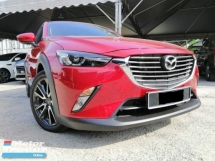 2016 MAZDA CX-3 2.0 Full Spec Accident Free Full Service By Mazda Under Warranty By Mazda One Teacher Onwer