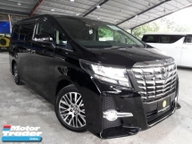 2015 TOYOTA ALPHARD 3.5 SAC NEW ARRIVAL ON SALE