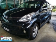 2012 TOYOTA AVANZA 1.5S (A) - TRD Bodykit / Full Spec / Facelift