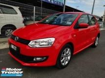 2014 VOLKSWAGEN POLO 1.6 (A) - Under Warranty by Volkswagen / Full Service Record with Volkswagen