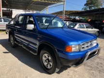 2000 FORD RANGER 2.5 XLT TDCI 4X4 DOUBLE CAB
