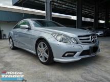 2010 MERCEDES-BENZ E-CLASS E250 AMG Sport Keyless Sale Offer CNY