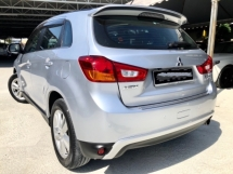 2015 MITSUBISHI ASX 2.0 4WD (A) FULL SPEC 1 DIRECTOR OWNER SERVICE ON TIME