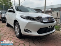 2014 TOYOTA HARRIER 2.0 ELEGANCE MODELLISTA BODYKIT 1 ELEC SEATS BIG PLAYER UNREG