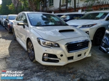 2014 SUBARU LEVORG 2.0 GT-S EYESIGHT UNREG