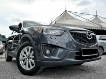 2015 MAZDA CX-5 2.0 (A)U/WARRANTY CR-V