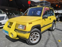 1993 SUZUKI VITARA 1600CC MANUAL TWO DOOR