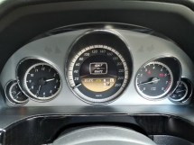 2013 MERCEDES-BENZ E-CLASS E250 AVANTGARDE LOCAL SPEC FULL SERVICE RECORD