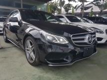 2014 MERCEDES-BENZ E-CLASS 2014 Mercedes E250 AMG Japan Spec L & R Electric Seat Radar System Blind Spot LKA Unregister for sale
