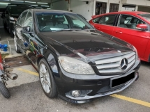 2010 MERCEDES-BENZ C-CLASS C180 KOMP 1.6 AMG SPORT BlueEEFCY (UK Spec)