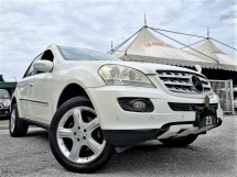 2006 MERCEDES-BENZ ML-CLASS ML350 3.5(A)1 VIP OWNER TIP TOP