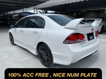 2012 HONDA CIVIC 2.0 S i-VTEC FULLY CONVERT TYPE R