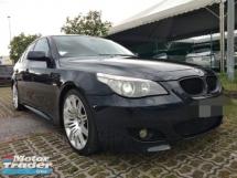 2004 BMW 5 SERIES 525I M-SPORT RM38888~OTR Can Loan~RM30K
