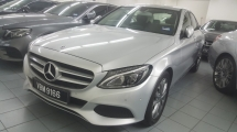2018 MERCEDES-BENZ C-CLASS C180 Avantgarde Pre-Owned 4 YEAR WARRANTY