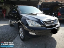 2011 TOYOTA HARRIER 2.4 G (A) One Owner