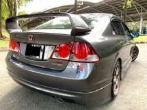 2008 HONDA CIVIC 2.0S I-VTEC (A) FD K20 TYPE R 1 OWNER SALE