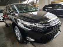 2017 TOYOTA HARRIER 2.0 Surround camera power boot push start Unregistered