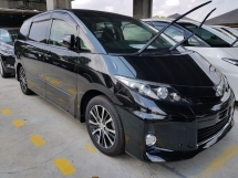 2015 TOYOTA ESTIMA 2.4 Aeras 7 seaters 2 power doors unregistered