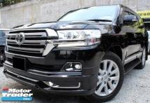 2014 TOYOTA LAND CRUISER Toyota LANDCRUISER ZX 4.6 4WD S/ROOF HiSPEC 14/16