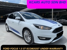 2017 FORD FOCUS 1.5 Ecoboost S+ UNDER WARRANTY UNIT