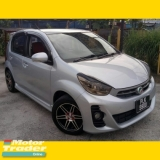2014 PERODUA MYVI 1.3 SE ZHS (A) /ONE OWNER/ACC FREE/ORI Y.MADE/LAGI BEST MODEL/FULL SOUND SYSTEM WITH REVERSE CAMERA