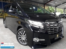 2016 TOYOTA ALPHARD SAC 3.5 NEW ARRIVAL ON SALE