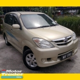 2009 TOYOTA AVANZA 1.5E (A) /RUNNING CONDITION/ORI YEAR MADE
