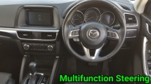 2016 MAZDA CX-5 2.5 (A) 4WD FACELIFT CBU NEW LOW MILEAGE 58K KM KEEP LIKE NEW CAR CONDITION I-STOP DRIVE SYSTEM