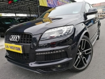2011 AUDI Q7 3.0 TFSI (A) PETROL ENGINE, QUATTRO S LINE FACELIFT,PANAROMIC ROOF.POWER BOOT,BOSE SOUND SYSTEM,8SPEED GEARBOX,AIR MATIC IN GOOD CONDITIONe3