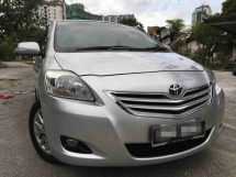 2012 TOYOTA VIOS 1.5G (AT) One Owner Full Toyota Service Leather Seat