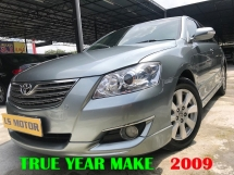 2009 TOYOTA CAMRY 2.0 G (A) TRD BODYKIT 100%FULL LOAN X 7 YEAR