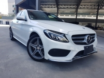 2014 MERCEDES-BENZ C-CLASS 2014 Mercedes C180 AMG Japan Spec Keyless Radar System Blind Spot Assith LKA System Unregster fo sale
