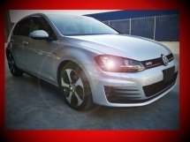 2014 VOLKSWAGEN GOLF GTI JAPAN DCC PACKAGE WITH 18 INCH RIM - UNREG - MUST VIEW