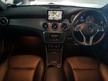 2014 MERCEDES-BENZ CLA 2014 Mercedes CLA180 AMG Japan Spec Panaromic Roof Full Leather L R Memory Seat Unregister for sale