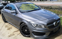 2015 MERCEDES-BENZ CLA 2015 MERCEDES BENZ CLA 250 2.0 AMG NEW FACELIFT TURBO UNREG JAPAN SPEC CAR SELLING PRICE ONLY RM 199000