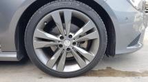 2015 MERCEDES-BENZ CLA 2015 Mercedes CLA180 SE Japan Spec Radar System Blind Spot Assith LKA System Unregister for sale