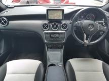 2014 MERCEDES-BENZ A-CLASS 2014 Mercedes A180 SE Exclusive Spec Radar System Blind Spot Assith LKA System Unregister for sale
