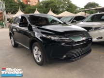 2017 TOYOTA HARRIER Unreg Toyota Harrier 2.0 360view PowerBoot Push Start 7G