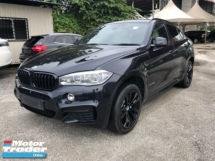 2015 BMW X6 Unreg BMW X6 3.0 Turbo Diesel 40D Sunroof PowerBoot Camera Keyless Push Start