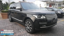 2014 LAND ROVER RANGE ROVER VOGUE AUTOBIOGRAPHY