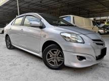 2009 TOYOTA VIOS Toyota Vios 1.5E SPEC AUTO ONE OWNER TIPTOP CONDITION