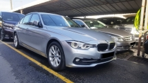 2016 BMW 3 SERIES 320I SPORTS 2.0 FACELIFT UW21