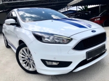 2017 FORD FOCUS 1.5 SPORT PLUS (A)  mileage 25km UNDER WARRANTY UNTIL 2022