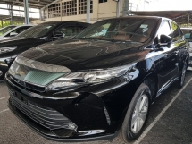 2017 TOYOTA HARRIER 2.0 Panoramic roof power boot 4 camera New Facelift Unregistered