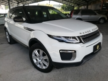 2017 LAND ROVER EVOQUE 2.0
